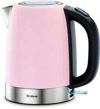 "Load image into Gallery viewer, Water Kettle ""Retro Line"" Pink"