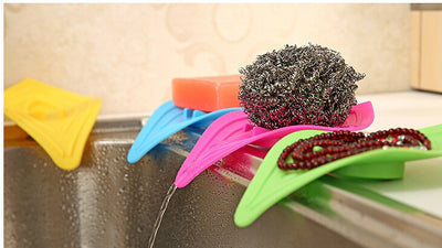 Anti-slip kitchen Sponge Water Drainer