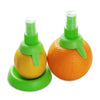 2pcs Mini Lemon Sprayer Fruit Juicer