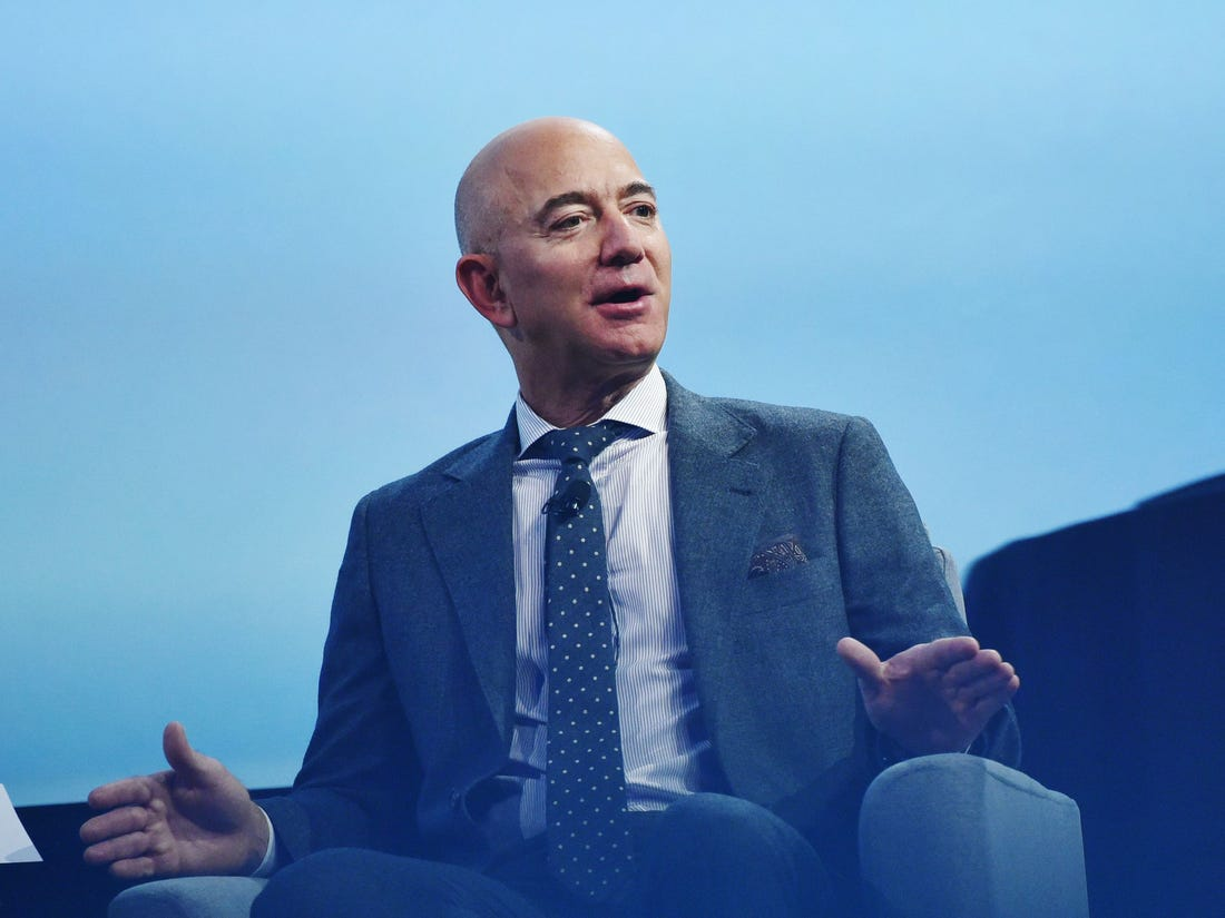 Jeff Bezos To Testify At Capitol Hill