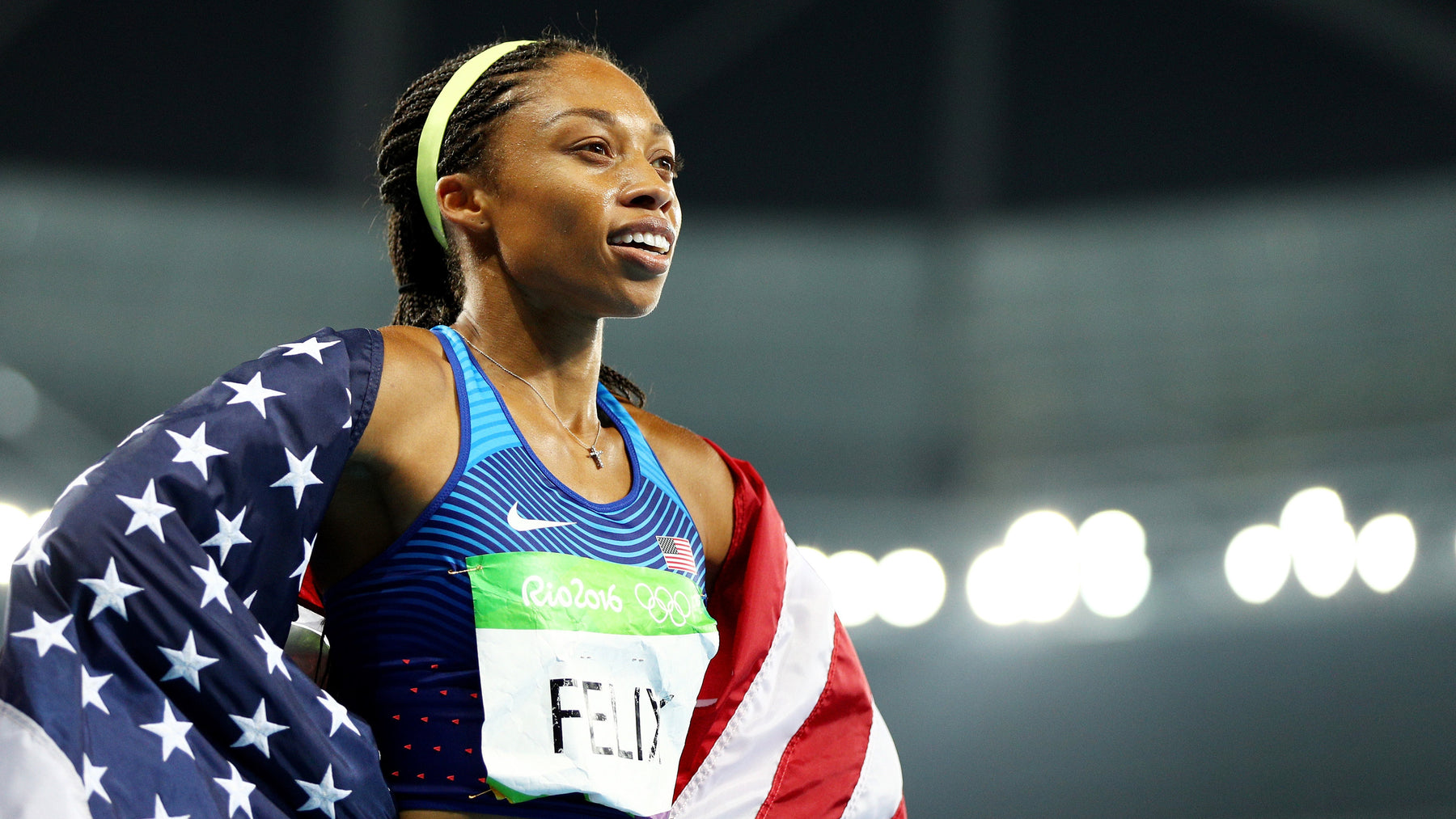Allyson Felix negotiation with Nike