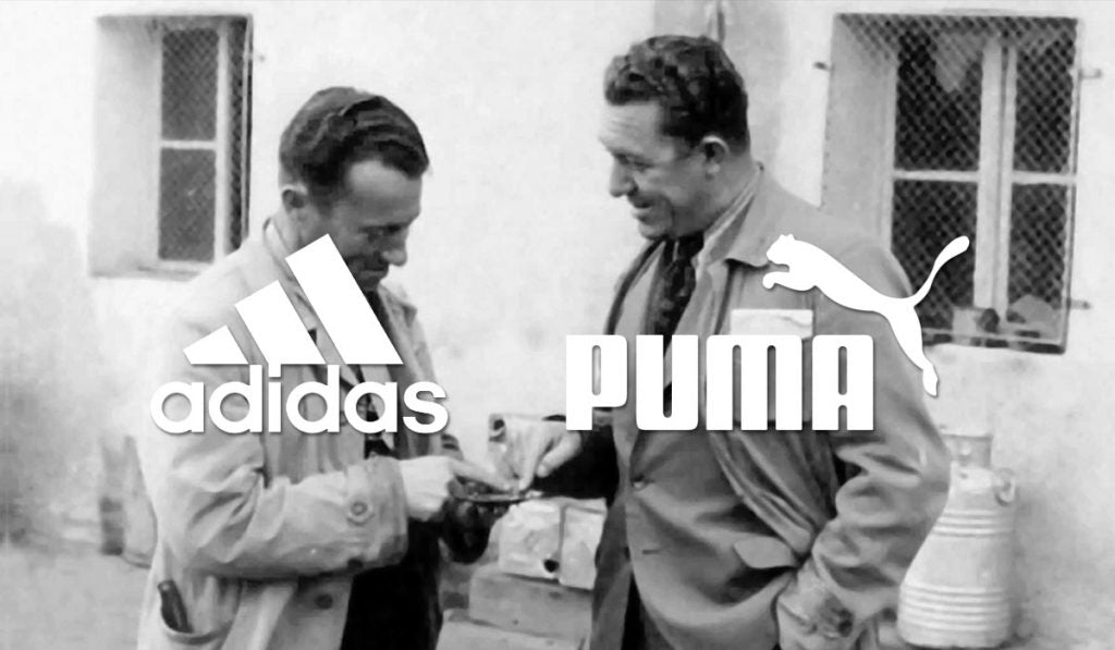 How Adidas & Puma Started From A Feud Between Two Brothers