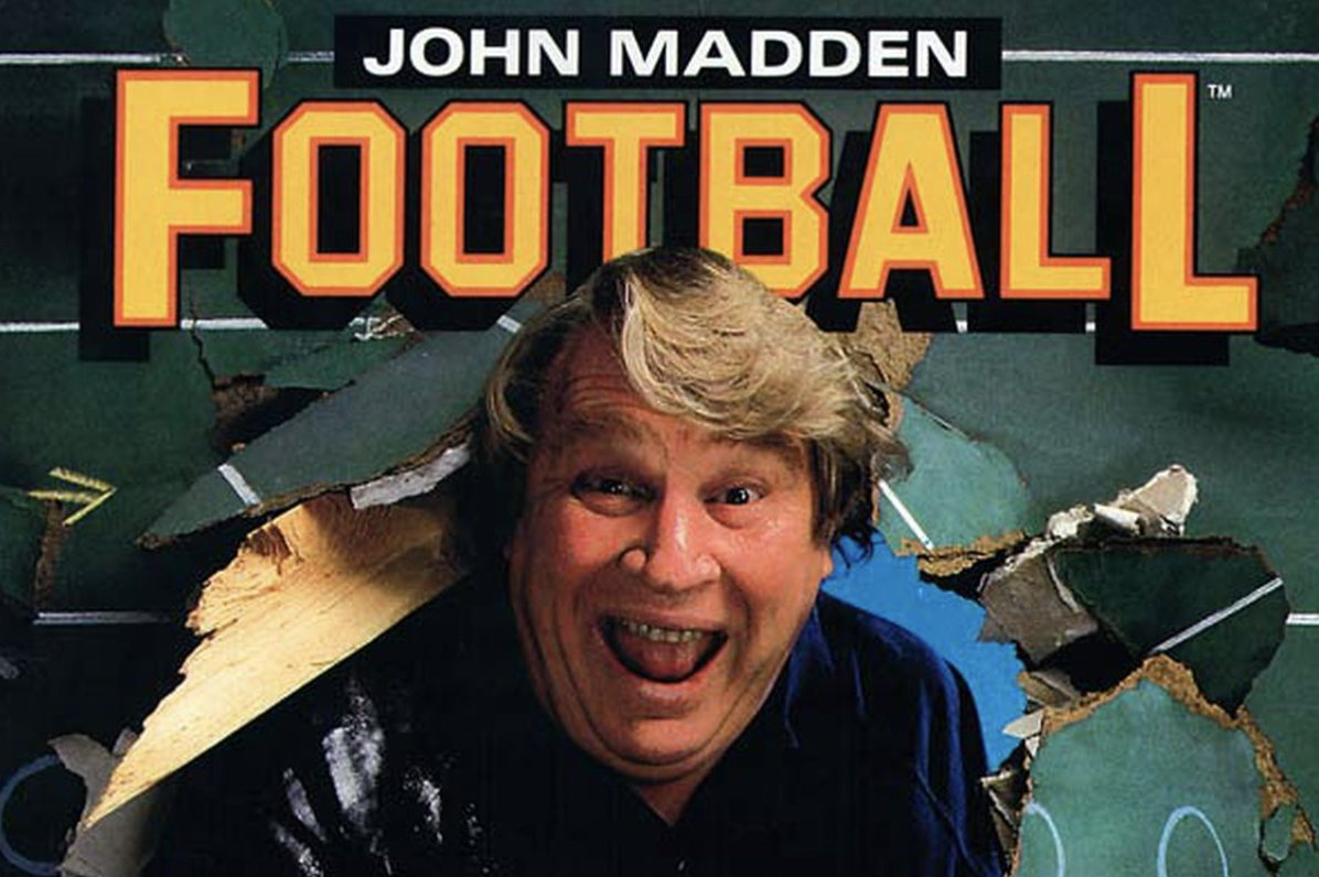 How John Madden Built the EA Football Franchise Game