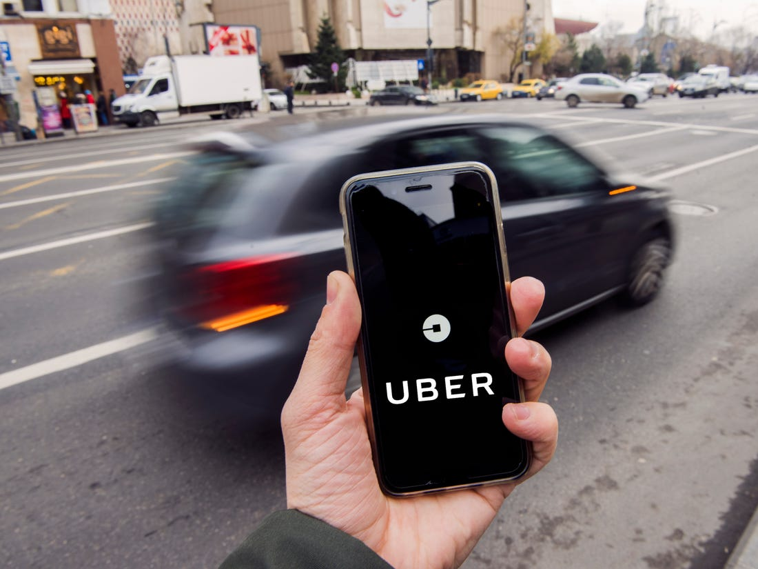 uber suspends ride share option in Canada and US because of COVID-19