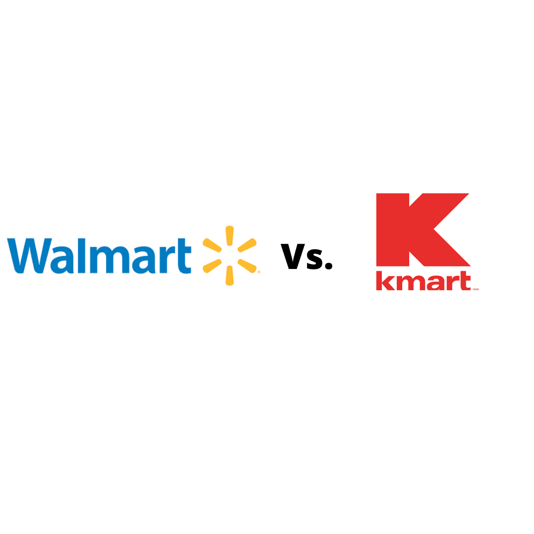 How Kmart Outwitted Walmart At Their Own Game