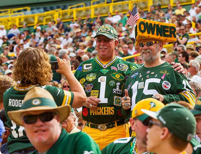 The Fan Ownership Structure of The Green Bay Packers