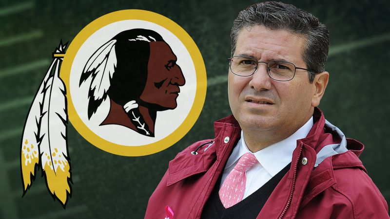 Washington Redskins owner Dan Snyder facing pressure to change team name