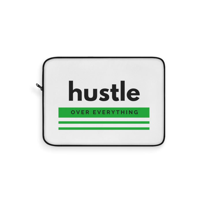 Green Hustle Laptop Sleeve