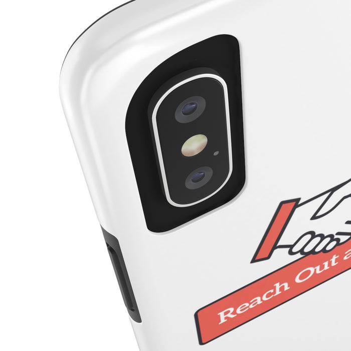 Reach Out & Hustle Tough Phone Case For iPhone & Samsung by Case Mate