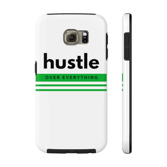 Green Hustle Tough Phone Case for iPhone & Samsung by Case Mate