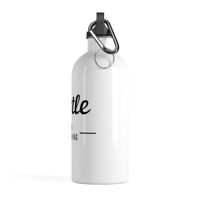 Hustle & Flow Stainless Steel Water Bottle