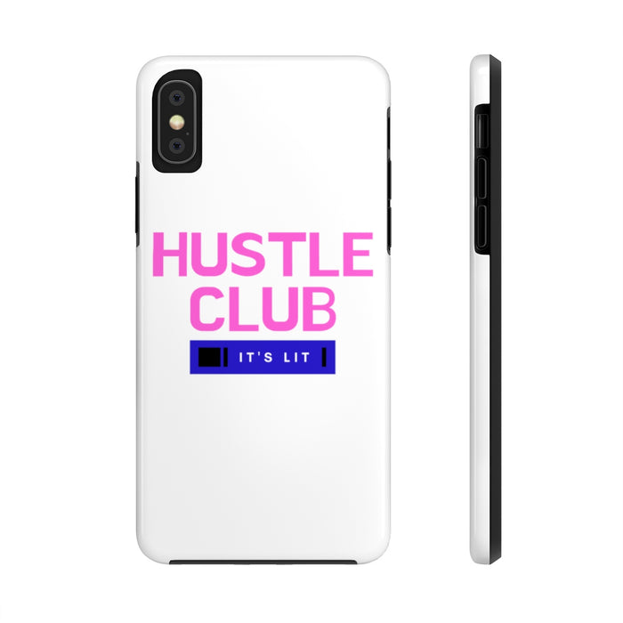 Hustle Club Tough Phone Case for iPhone & Samsung by Case Mate