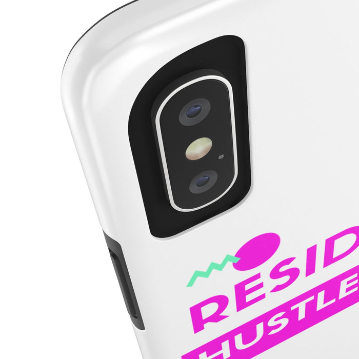 Resident Hustler Tough Phone Case for iPhone & Samsung by Case Mate