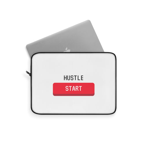 Start The Hustle Laptop Sleeve