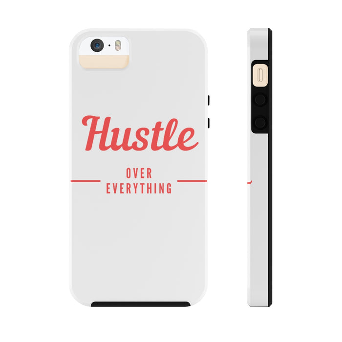 Hustle & Flow Case Mate Tough Phone Case For iPhone & Samsung