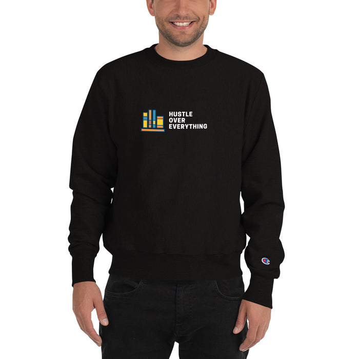 Study Hustle Champion Sweatshirt