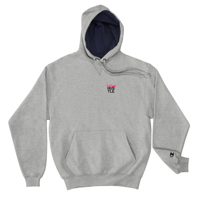 Always on Hustle Champion Hoodie - Grey