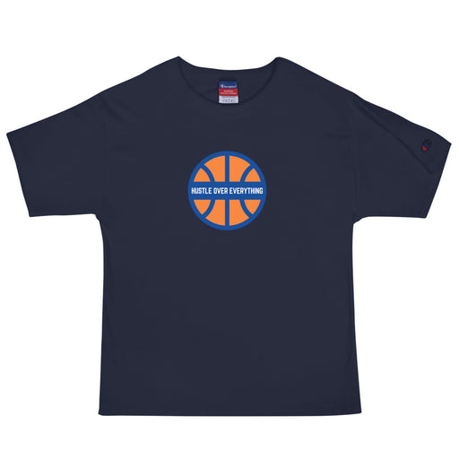 King's Court Men's Champion T-Shirt - Navy
