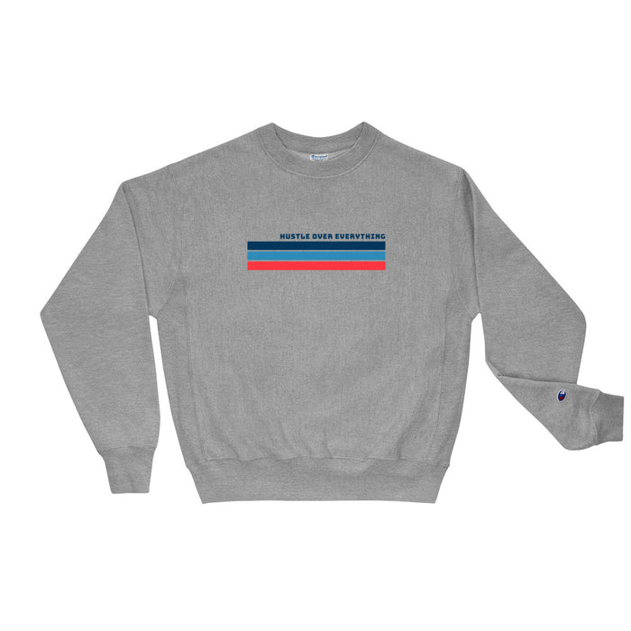 United Hustle Champion Sweatshirt