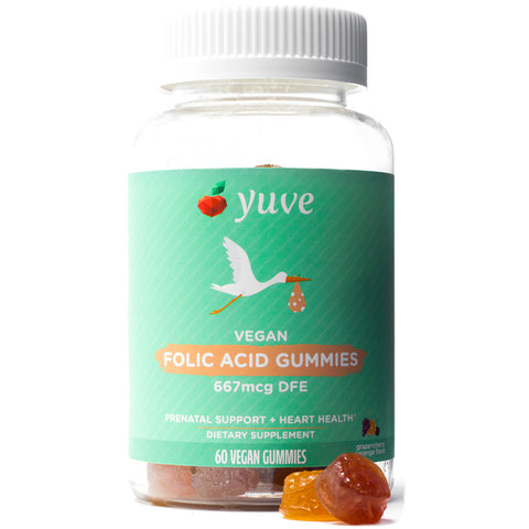 Folic Acid Gummies