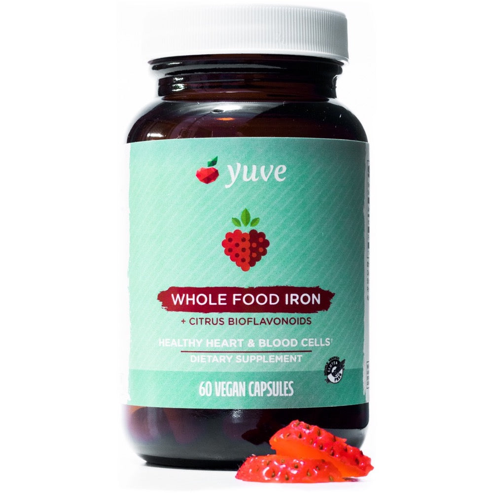 Whole Food Iron