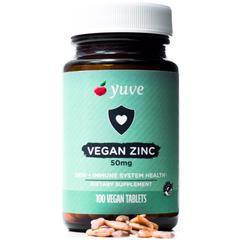 Daily Cleanse Enzymes + Mushroom Powder + Vegan Zinc
