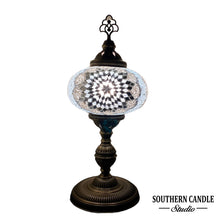 Load image into Gallery viewer, Premium White Star Mosaic Lamp