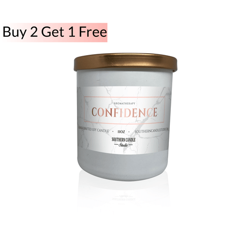 Confidence Soy Wax Candle 11 oz. - Southern Candle Studio