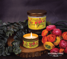 Load image into Gallery viewer, Eucalyptus Soy Wax Candle 4 oz. - Southern Candle Studio