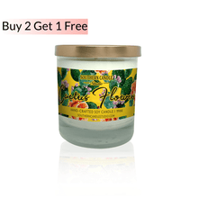 Load image into Gallery viewer, Cactus Flowers Soy Wax Candle 11 oz. - Southern Candle Studio