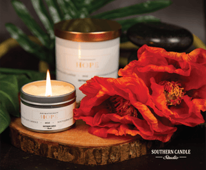 Hope Soy Wax Candle 11 oz. - Southern Candle Studio
