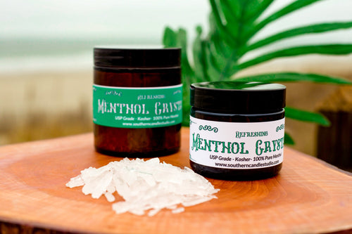 Menthol Oil Melts-Small - Southern Candle Studio