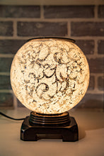 Load image into Gallery viewer, Fragrance Warmer Mosaic Lamps-Big White - Southern Candle Studio