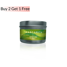 Load image into Gallery viewer, Margarita Soy Wax Candle 4 oz. - Southern Candle Studio
