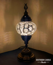 Load image into Gallery viewer, Boho Stars Table Lamp-Medium