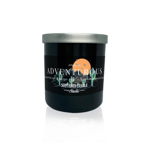 Adventurous Soy Wax Candle 11 oz. - Southern Candle Studio