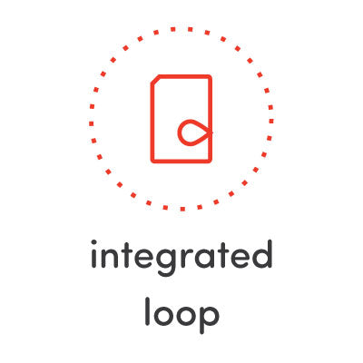 Integrated loop
