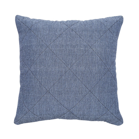 denim khadi quilted