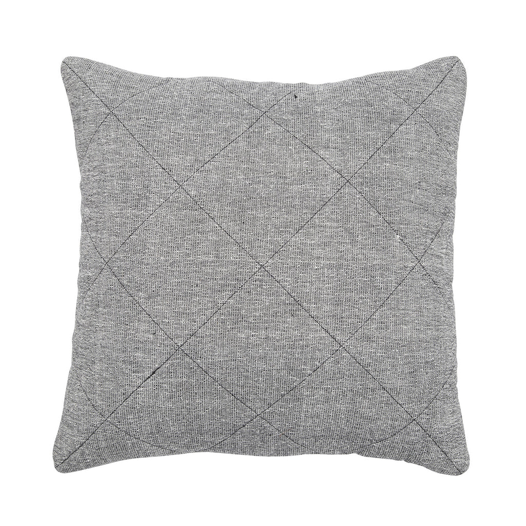 grey khadi quilted