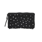 starry night mini clutch