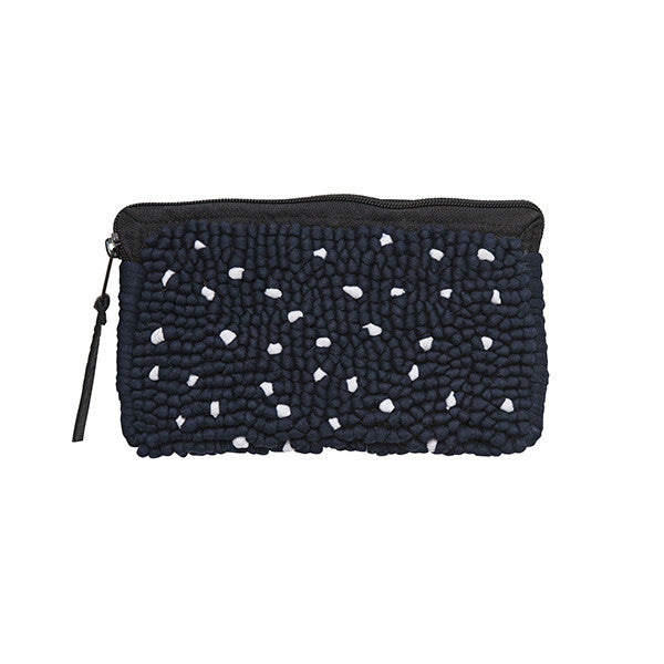 starry ink mini clutch