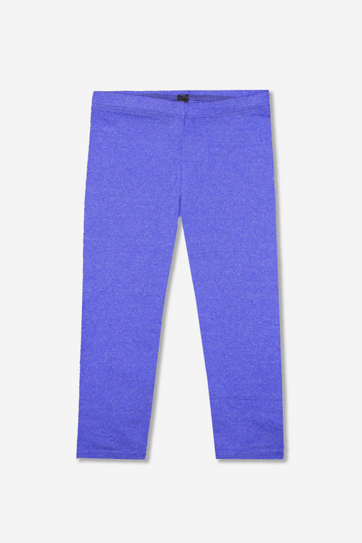 Cropped Legging - Solid - Lilac