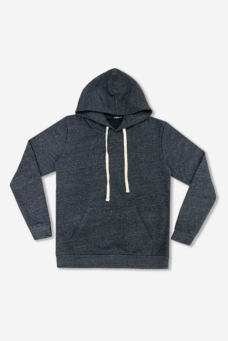 Men's Heavyweight Pullover Hoodie - Charcoal Grey