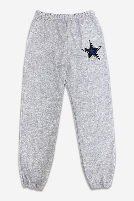Essential Sweatpant - Heather Grey Star