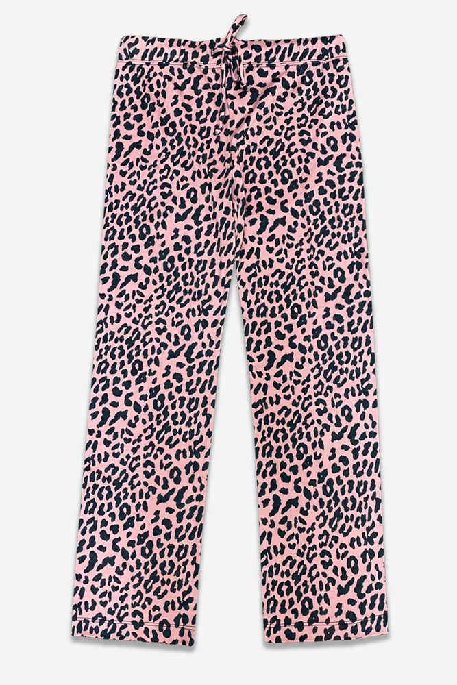 Women's Karate Pant - Clay Leopard