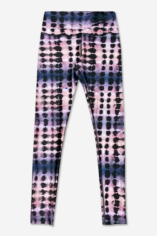 Women's Long Legging - Multi Batik