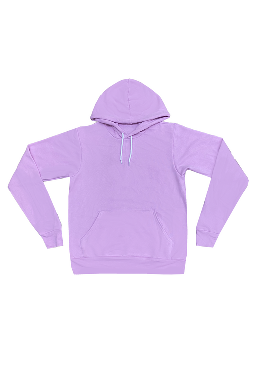 Women's Pullover Hoodie - Lilac