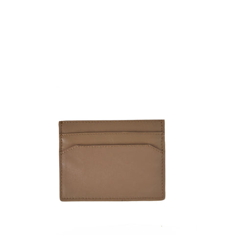 Gingersnap Leather Credit Card Holder - W762