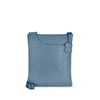 Indigo Blue Leather Crossbody - A128