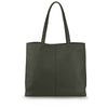 Olive Leather Tote - MA282